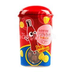 Lotte Fusen No Mi Lemon Cola