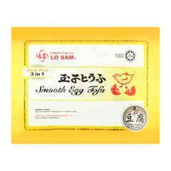 LO SAM Smooth Egg Tofu