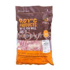 Food Diary Us. Styles Streaky Bacon