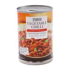 Tesco Vegetable Chilli
