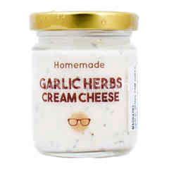 HOMEMADE Garlic Herbs Cream Cheese