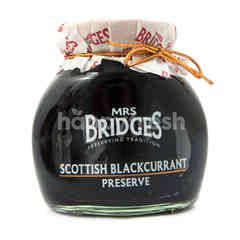 Mrs Bridges Scottish Blackcurrant Preserve Jam
