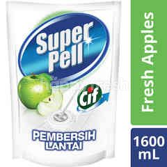 Super Pell Floor Cleaner Fresh Apples
