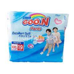 Goo.N Pants Diaper Size XXL (19 pieces)
