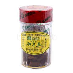 Ma Tzuann Nong Fang Yuzu Sonn (Relieves Throat)