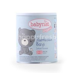 Babynat Organic Infant Formula