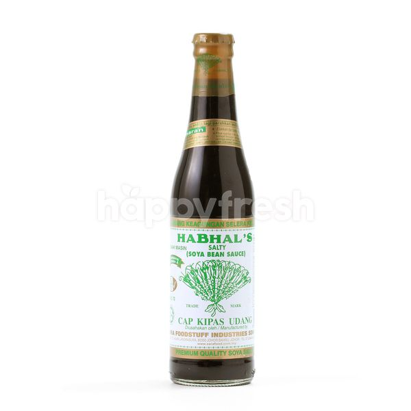 HABHAL'S Salty Soya Bean Sauce