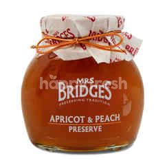 Mrs Bridges Apricot And Peach Preserve Jam