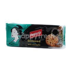 Fantastic Seaweed Rice Crackers