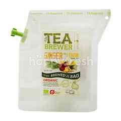 The Tea Brewer Ginger & Lemon Herbal Tea