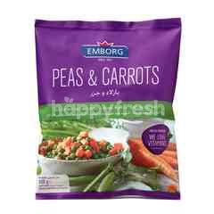 Emborg Frozen Peas & Carrots