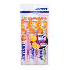 Jordan Buddy Toothbrush (3 Pieces)