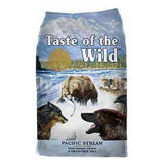 Taste of the Wild Pacific Stream Grain-Free Smoked Salmon (Double Pack)