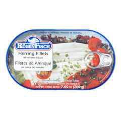 Rugen Fisch Herring Fillet In Tomato-Sauce