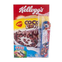 Kellogg's Coco Loops Cereal