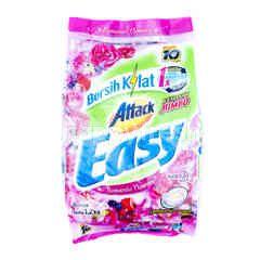 Attack Easy Deterjen Aroma Romantic Flowers