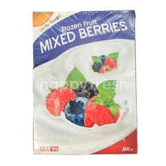 Food for Thought Frozen Fruit Mixed Berry