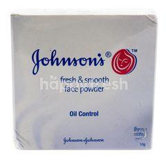 Johnson & Johnson Fresh & Smooth White Face Powder