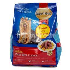 Smartheart Makanan Anjing Jenis Kecil Rasa Daging Bakar