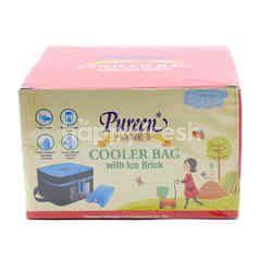 Pureen Premium Cooler Bag With Ice Brick