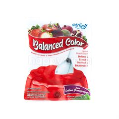 Nutrijell Balanced Color Pomegranate