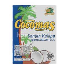COCOMAS Coconut Milk (200ml)
