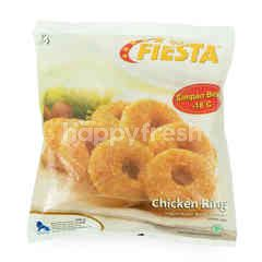 Golden Fiesta Chicken Ring