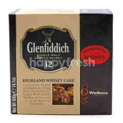 Glenfiddich Highland Whisky Cake