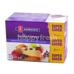 Emborg Twin Pack Cream Cheese