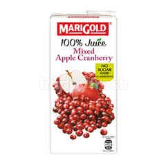 Marigold 100% Mixed Apple Cranberry Juice