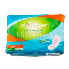 Home Fresh Mart Slim Cottony Soft For Normal - Heavy Flow / Day Use