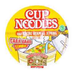 Nissin Cup Noodles Japanese Chicken Broth
