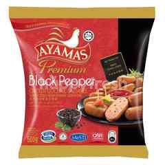 Ayamas Premium Black Pepper Chicken Cocktail Sausages