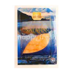 Sea Hawk Smoked Salmon Presliced