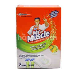 Mr Muscle Fresh Discs Refill (2 Pieces)
