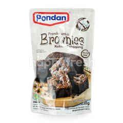 Pondan Steam or Roasted Brownies Mix