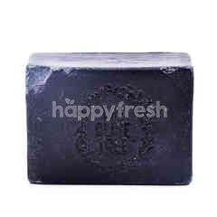 The Olive Tree Charcoal Cedarwood Soap