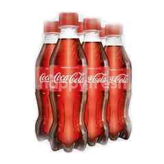 Coca-Cola Original 390ml 6 Pack