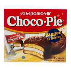 Delfi Orion Pie Cokelat