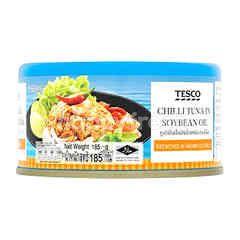 Tesco Chilli Tuna In Soybean Oil