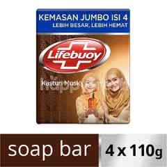 Lifebuoy Kasturi Musk Antibacterial Bar Soap