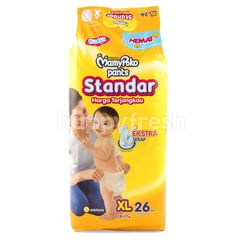 MamyPoko Standard Baby Pants Diapers XL (26 pieces)