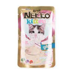 เน็กโกะ ทูน่ามูส สำหรับลูกแมว