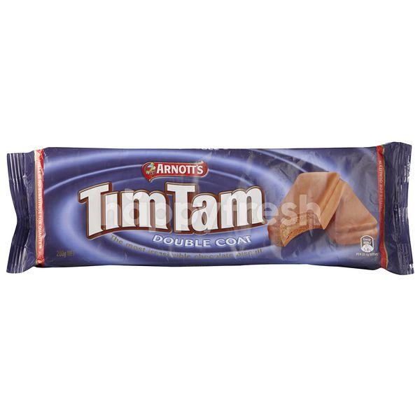 Arnott's Tim Tam Double Coat Biscuits