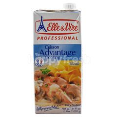 Elle & Vire Cuisson Advantage Cooking Half Cream