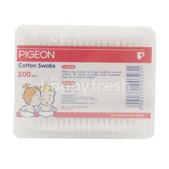 Pigeon Cotton Buds