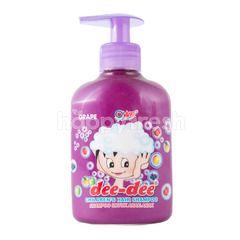 Dee-Dee Children's Hair Shampoo Grape