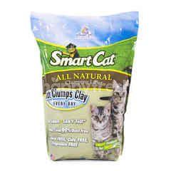 สมาร์ทแคท ทรายแมว ผลิตจากหญ้าธรรมชาติ