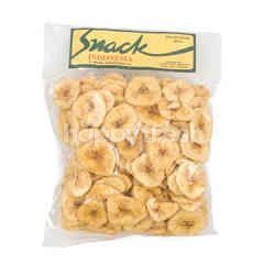 Snack Indonesia Sweet Dolar Banana Chips