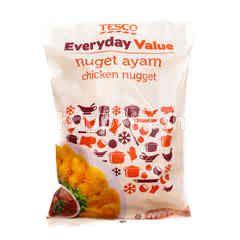 Tesco Everyday Value Chicken Nugget